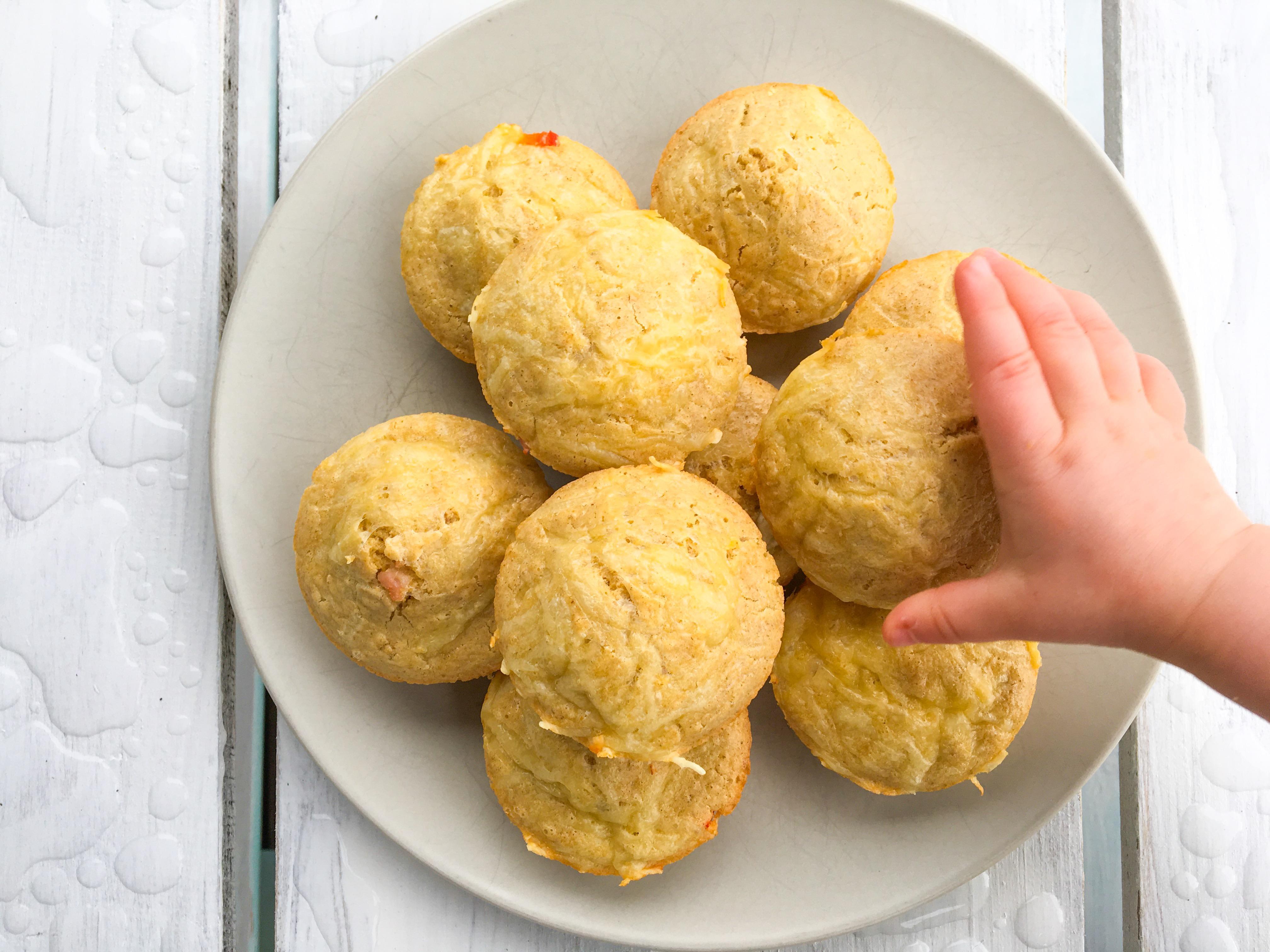 Matmuffins - supert til nisteboksen. Passer fra ca 8 måneder.