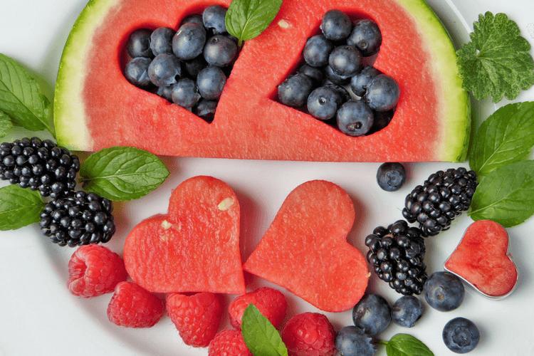 frukt til baby